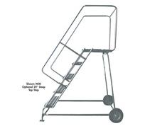 OPTIONS FOR ALUMINUM LADDERS-WHEELBARROW STYLE
