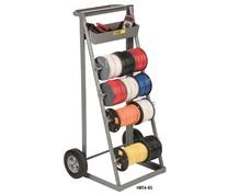ALL-WELDED WIRE REEL CADDY